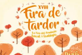 El producto local y ecológico protagoniza la Fira de Tardor de Marratxí