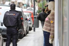 Detenidos los autores de dos robos en tiendas de Ibiza