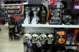 Consumo requisa más de 600 unidades de productos de Halloween