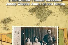 Josep Clapés, militar e historiador en Ibiza