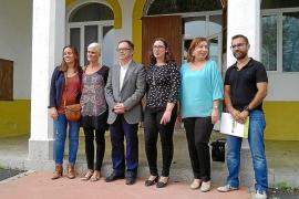 El centro de educación especial de Sant Josep tendrá capacidad para 30 niños