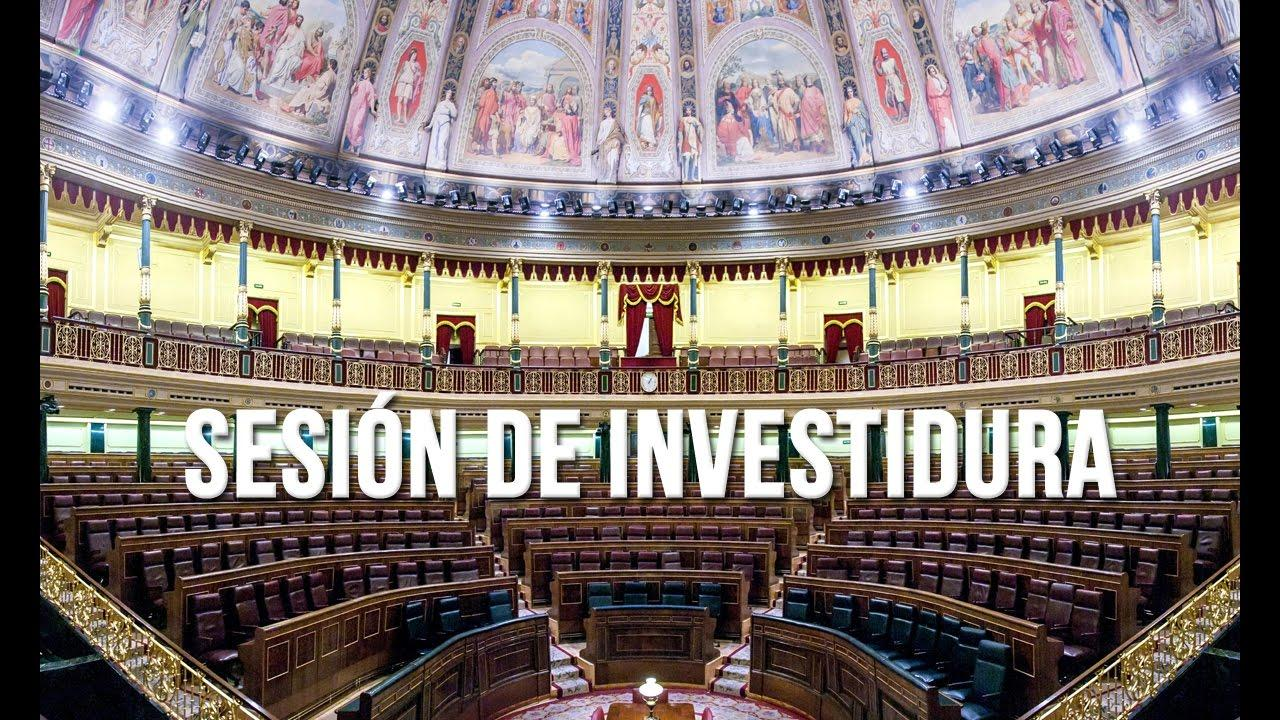 Sigue aquí el debate de investidura de Mariano Rajoy en el Congreso
