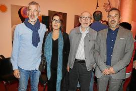 Entrega de los Premis Mallorca de literatura catalana en la Capella de La Misericòrdia
