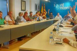 Sant Antoni destinará en 2017 en limpieza 800.000 euros más con la nueva contrata