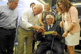 Alfredo Benito cumple 100 años