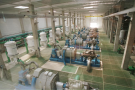 ABAQUA alarga el contrato de explotación de agua y la desaladora de Palma