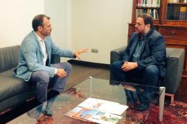 Barceló promete «una posición beligerante» del Govern en la negociación del nuevo sistema de financiación