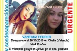 Confirman que el cuerpo hallado en un barranco cerca de Chella es el de la joven Vanesa