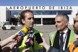 La ibicenca Ana Cardona se convierte en la pasajera 7 millones