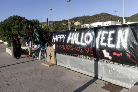 Las tradiciones pitiusas y Halloween coexisten en equilibrio