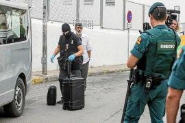 El juez envía a prisión a los detenidos en Sant Antoni por delitos graves de colaboración con el Daesh