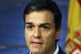 Pedro Sánchez renuncia a su escaño para no desobedecer al Comité Federal