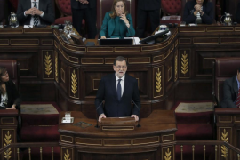 Rajoy, presidente del Gobierno tras la abstención de la mayoría del PSOE