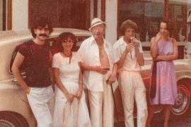 «Venir a Ibiza en los 80 era huir de una península conservadora y llegar al paraíso»