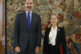 El Rey Felipe VI firma el nombramiento de Rajoy como presidente del Gobierno