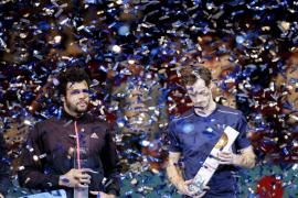 Murray se acerca al número uno tras ganar en Viena