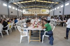 Paella solidaria para recaudar fondos en favor de Manos Unidas