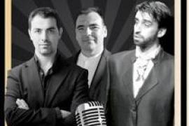 'Els 3 barítons' cantan en Sant Felip Neri de Palma