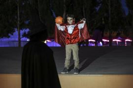 Fiesta infantil de Halloween en Santa Gertrudis