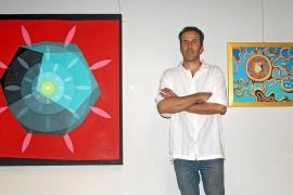 Gran éxito del mundo geométrico de Diego Picabea en Districte Hipérbole
