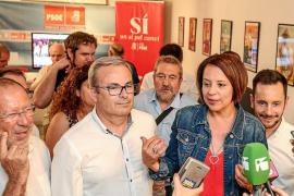Vicent Torres pide «sensibilidad» al PSOE para que no se sancione a Sofía Hernanz