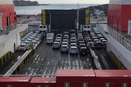 Más de 60.000 coches de alquiler salen de Balears tras una temporada récord