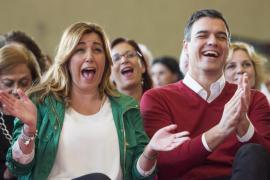 Susana Díaz cree que no es momento de personalismos sino de un proyecto «autónomo» del PP y Podemos