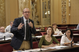 Alcover (PSIB), sobre la crisis en el PSOE: «Todavía tenemos puñales en las manos»