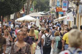 El 9 de agosto Balears superó los 2.000.000 de personas
