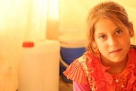 Los niños escapan de Mosul «aterrorizados» por lo que han vivido