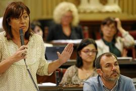 Armengol asegura que el interés de Balears está «antes» que el del PSOE