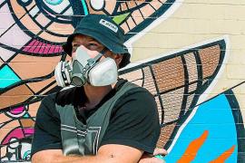 Necko deja su huella en el prestigioso HUE Mural Festival de Houston
