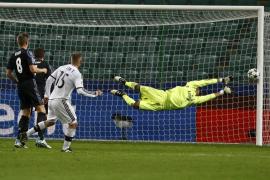 El Legia saca los colores a un Real Madrid caótico en lo táctico