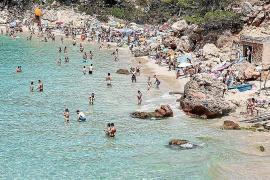 Balears bate su récord de población en un día con 2.036.132 personas el 9 de agosto