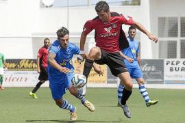 El delantero vasco Alberto Górriz regresa a la disciplina del Formentera