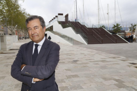 JOAN GUAL DE TORRELLA, PRESIDENTE DE LA AUTORITAT PORTUARIA DE BALEARS.