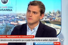 Rivera desea acierto a Rajoy con sus ministros y niega injerencias