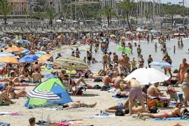 El récord de población del 9 de agosto no trajo puntas de consumo de luz y agua