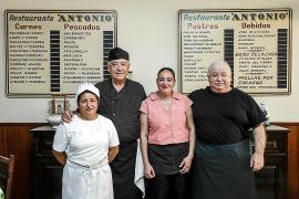 Restaurante Antonio echa el cierre tras medio siglo de negocio familiar en Ibiza