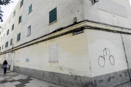 El único vecino de Santa Margalida deberá abandonar el edificio tras ser declarado en ruinas