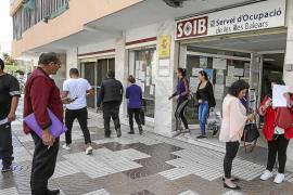 Las Pitiusas cerraron octubre con 7.522 parados, un 15,4% menos que hace un año