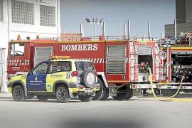 Sobresalto en las instalaciones de GESA por una fuga de gas que causó un incendio