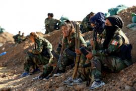 Las fuerzas de élite iraquíes arrebatan a los yihadistas seis barrios del este de Mosul