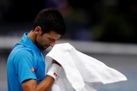 Djokovic cae ante Cilic y puede perder el número uno en favor de Murray