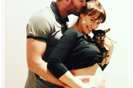 Natalia Verbeke espera su primer hijo