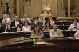 Las carreteras de Ibiza y el Plan hidrológico, a debate en el próximo pleno del Parlament