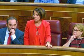 Sofía Hernanz alega que rompió la disciplina de voto por «conciencia y coherencia»