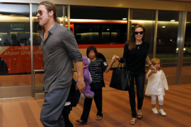 Angelina Jolie y Brad Pitt alcanzan un acuerdo sobre la custodia de sus hijos