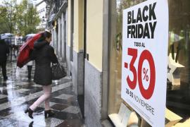 Dos de cada diez pequeños comerciantes participarán en el 'Black Friday'