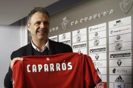 Osasuna apuesta por Caparrós